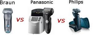 Meglio Braun o Panasonic o Philips