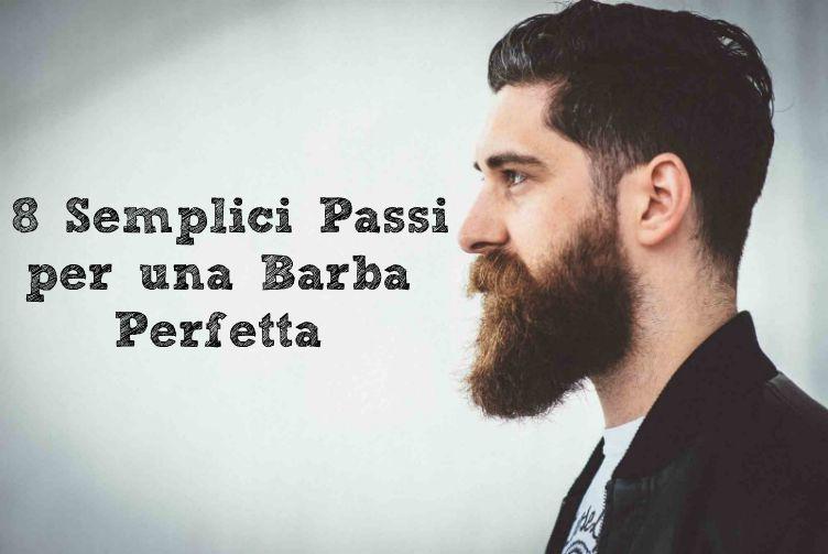 far crescere la barba 8 semplici passi
