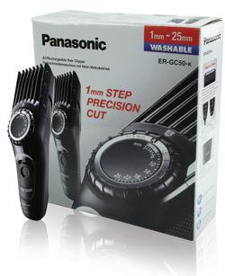 Panasonic ER-GC50 scatola