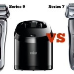 Confronto: Braun Series 9 vs Series 7