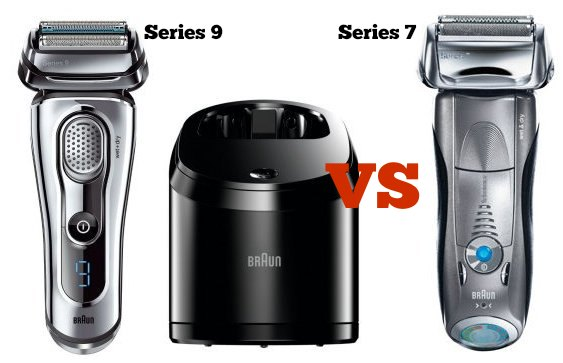 Braun Series 9 vs Series 7 - Confronto e differenze
