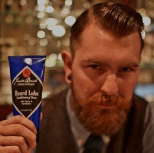 Prodotti per la cura della barba lunga