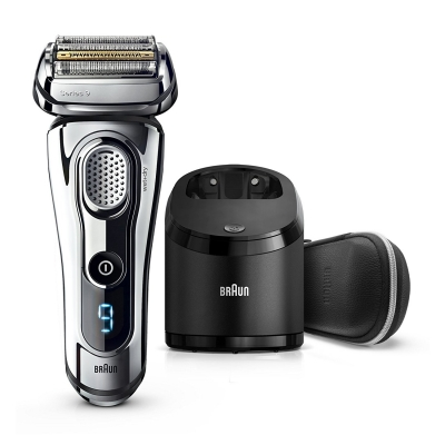 Miglior rasoio elettrico per pelli sensibili e barba dura e folta