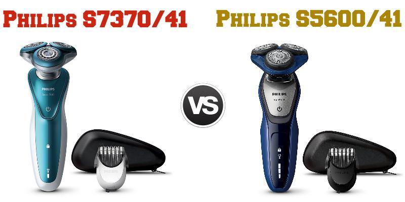 Confronto Philips S7370 /41 e Philips S5600 /41