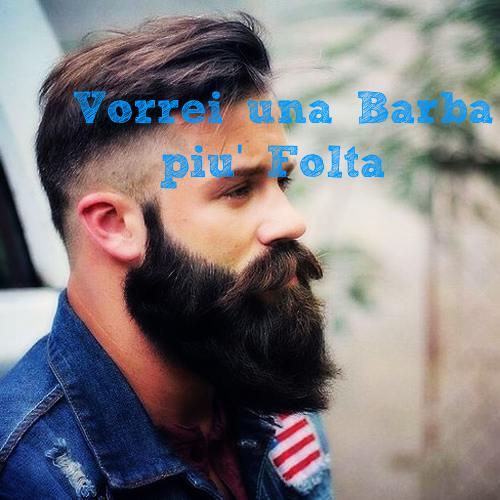 Far crescere la barba: barba folta