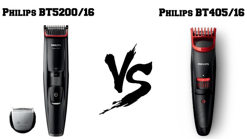 Confronto Philips BT5200 e Philips BT405