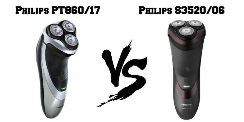 confronto philips pt860 e philips s3520