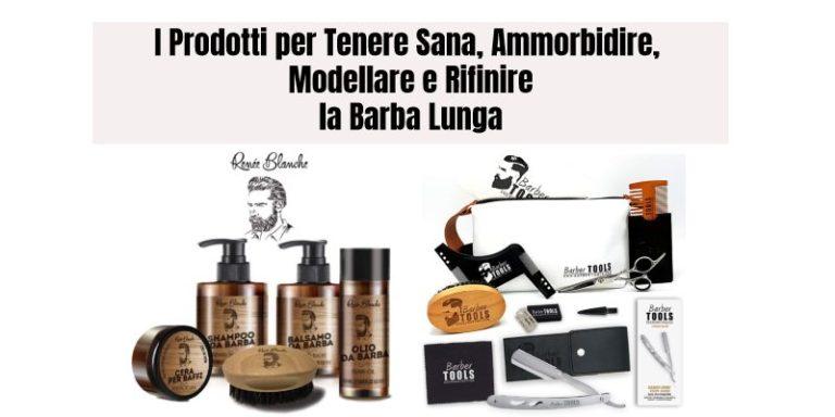 best deals on great prices quality design I Prodotti Essenziali per la Cura della Barba Lunga - Ben Rasato