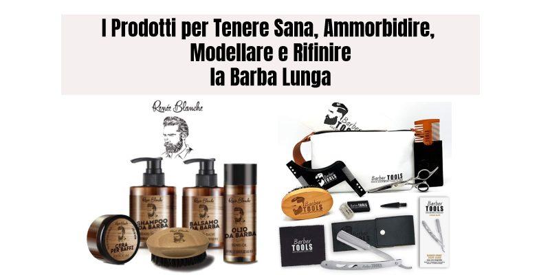 I prodotti essenziali per la cura della barba